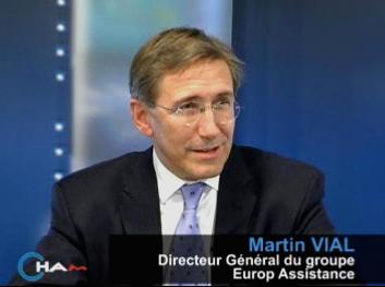 Entretien avec M. Martin VIAL