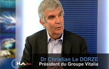 Entretien avec Dr Christian Le DORZE