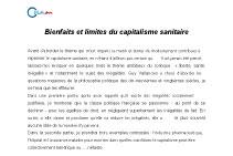 Bienfaits et limites du capitalisme sanitaire par Jean de Kervasdoué